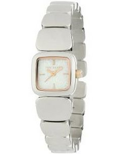 Ted Baker Female Right On Time Watch  TE4047 Silver Analog              Sale price. $64.95