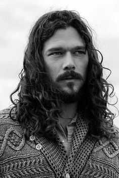 gay aliens, or gayliens, flintbysilver: Luke Arnold by @pascalmimages on...