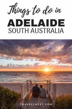 Things to do in Adelaide, South Australia. The capital of this southern state is a small but artsy city with parks, churches and lovely beaches. Australia Travel Guide, Australia Tours, Australia Beach, Visit Australia, Australia Winter, Australia Holidays, Australia Funny, Backpacking Europe, Backpacking South America