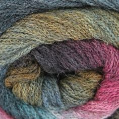 Lang Novena Color Yarn at WEBS | Yarn.com 50% Wool/ 30% Alpaca/ 20% Nylon DK 340yds