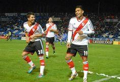 Tomas Martinez y Teo Gutierrez. BailoTeo en Mendoza