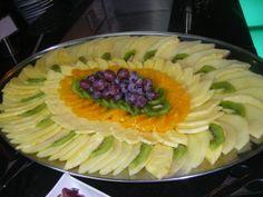 Frutas para buffet (almoço ou jantar).