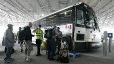 Fares, schedules and ticketing for Greyhound Lines, the largest North American intercity bus company, with daily bus departures to destinations in the United States and Canada. Security Guard, Bus Station, Toronto, Transportation, United States, Street View, Waves, Canada, American