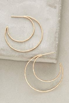 Curved Crescent Hoops