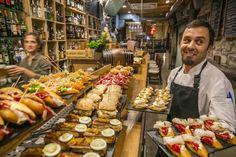 Capital Europea de Cultura 2016: Los diez mejores pinchos de San Sebastián | El Viajero | EL PAÍS