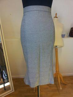 Rockabilly 50s Skirt Pepita Plus size