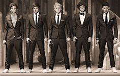 5 Studs ;) hahha lou and his stripes and harold with his bowtie <3