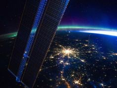 Earth from space...