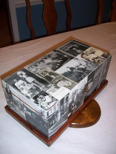 Memory Box, 15 Romantic Scrapbook Ideas for Boyfriend, http://hative.com/romantic-scrapbook-ideas-for-boyfriend/,