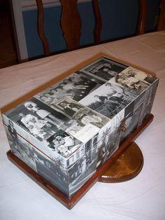 Memory Box, 15 Romantic Scrapbook Ideas for Boyfriend, http://hative.com/romantic-scrapbook-ideas-for-boyfriend/,