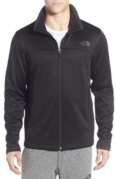 The North Face  Momentum  Fleece Jacket The North Face fcbf29736b5