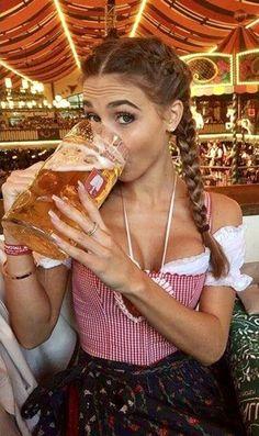 Dresses for Women Oktoberfest Party, German Oktoberfest, Kielbasa, Octoberfest Girls, German Beer Festival, Beer Girl, Beer Cheese, Craft Beer, Root Beer