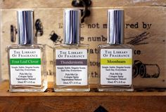 The Library of Fragrance   An Introduction