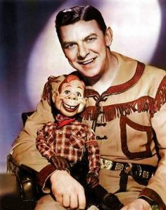 ☮ Groovy ☮ Reflections ☮: Why Me? - Paul relates his thoughts of little sister and growing up with Howdy Doody.