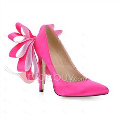 Honey Upper Stiletto Heels Closed-toes Wedding Shoes soft ,hot ,cool,Exquisite,Pattern,