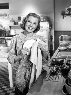 June Allyson Housewife?