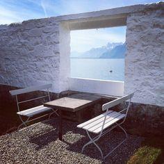 Villa _Le Lac_Petite Maison_1922_1924 _Corseaux_Suiza _Le Corbusier