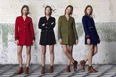 El Ganso avanza sus propuestas para el otoño-invierno 2015-2016 - Ediciones Sibila (Prensapiel, PuntoModa y Textil y Moda)