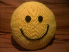 Ana Mehrstedt   Almohadon Smile