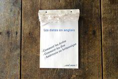 En Date Du In English