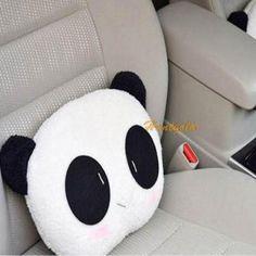 Poduszka samochodowa PANDA świetny design