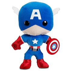 Avengers Plush Collectibles: $5.99 + Free S/H