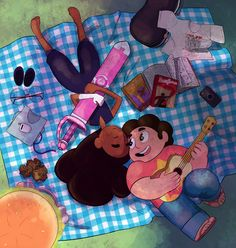 Steven and Connie.