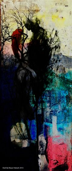 Dark By Mayar Habash 2013