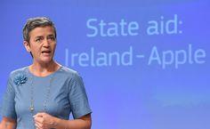 Steuernachzahlung - EU-Kommission kontert Apple-Chef: Keine politische Entscheidung - http://ift.tt/2bFJJNO