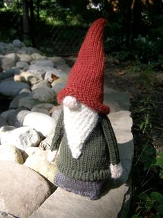 Knit Gnome/Tomte/Elf