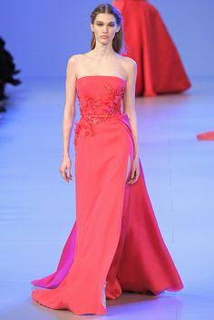 Vestidos llenos de Glamour: Elie Saab Primavera / Verano 2014