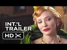 Cinderella International TRAILER 1 (2015) - Cate Blanchett, Helena Bonham Carter Movie HD - YouTube
