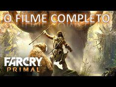 Far Cry: Primal - O FILME COMPLETO Legendado PT-BR
