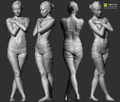 Reference Character Models - Page 7