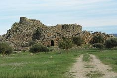 "Nuraghe Arrubiu, Orroli, SardiniaThe Nuraghe Arrubiu is the most imposing monument of Sardinia and among the most majestic of all the European West. Its name means ""Red Nuraghe"" in the Sardinian language, which derives from its red lichen covering..."