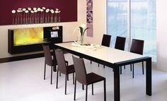 Conference Room, Dining Table, Furniture, Home Decor, Made To Measure Furniture, Custom Kitchens, Carpentry, Home Architect, Dinning Table