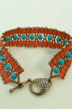 Bracelet by einfach Yvonne.