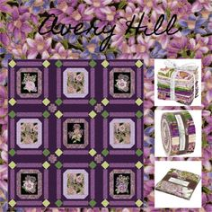 This new floral collection from Robert Kaufman Fabrics creates a calming, soothing effect due to the cool lavender tones. Take a moment to relax with Avery Hill. Robert Kaufman, Quilting Fabric, Calming, Lavender, Gallery Wall, Relax, Fabrics, In This Moment, Quilts