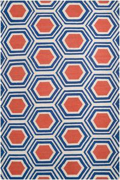 Surya Fallon FAL-1035 (Royal Blue) 5 x 8 $295.68 plushrugs.com