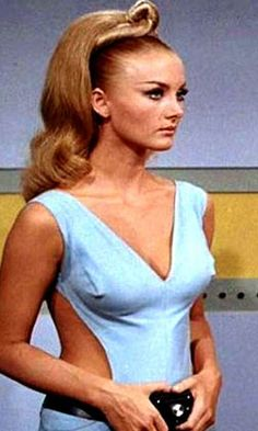 Who can forget Barbara Bouchet as Kelinda from the Kelvan Empire in the episode 'By Any Other Name'.