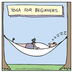 LOL Yoga for beginners