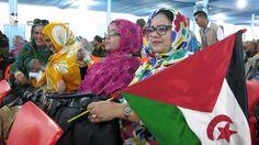 Urko Aiartza participa en el decimo cuarto congreso del Frente Polisario