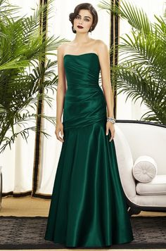 Dessy 2876 Bridesmaid Dress | Weddington Way