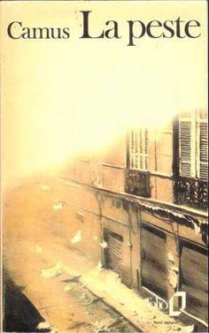 58) La peste, Albert Camus, 1947 et l'étranger !!