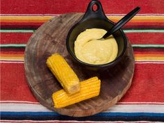 Maiskrem Tex Mex, Guacamole, Dips, Bbq, Tacos, Dinner Recipes, Cheese, Vegetables, Food