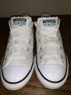 f2ab7caa4ba38 CONVERSE All Star Youth Kids Size 3 White Low Top Sneakers  fashion   clothing  shoes  accessories  kidsclothingshoesaccs  unisexshoes (ebay  link)