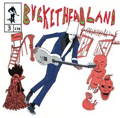 3 Foot Clearance. Buckethead's 3rd Pike. What an album!