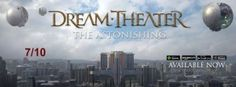 Resultado de imagen para dream theater the astonishing live Dream Theater, I Site, Ecommerce Hosting, Rock Music, Itunes, Album, Movie Posters, Live, Progressive Rock