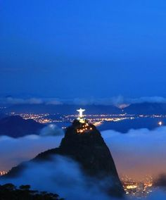 Rio de Janeiro even better at night