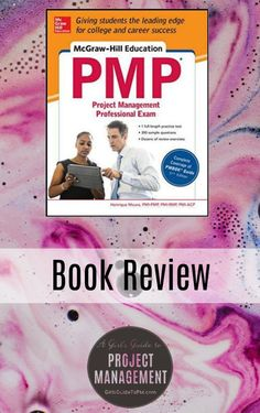 This is a good, sturdy study guide for the PMP exam. Read more about it on GirlsGuidetoPM.com